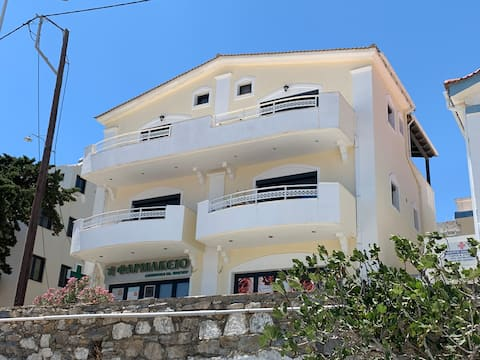 Fully furnished apartment in Ikaria