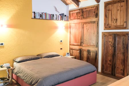 Wonderful private room with panoramic views - Saint Maurice - Wohnung