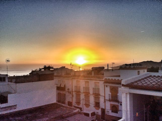 Spanish Apartment in Maro per week - Nerja