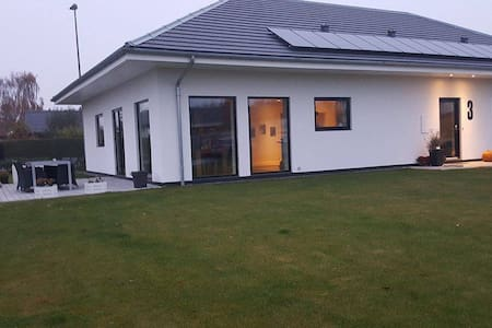 New house with parking - Randers