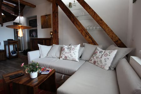 Little Big loft in old town - Bratislava - Loft