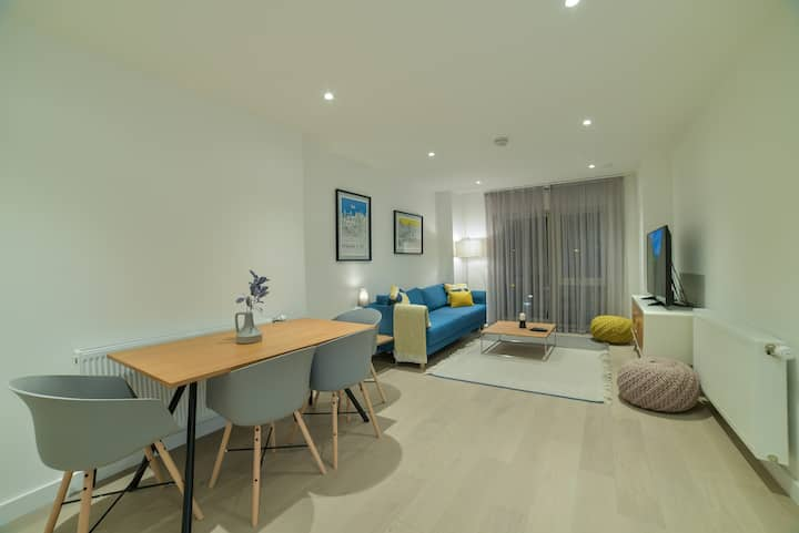 Amazing Lux London Flat with 410 5-Stars