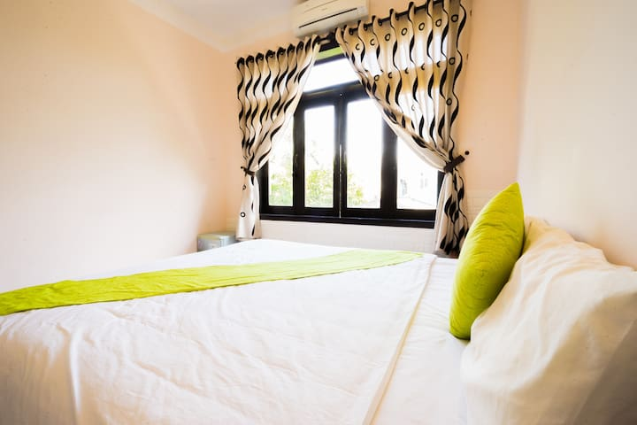 Deluxe Double Room With Breakfast, Nature Homestay