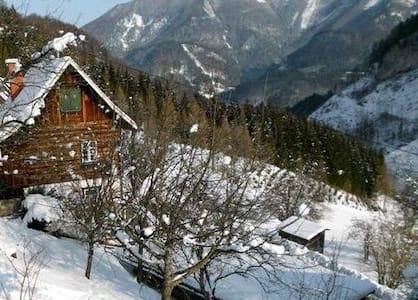 Charming rustic house - 6 pers. - Casa