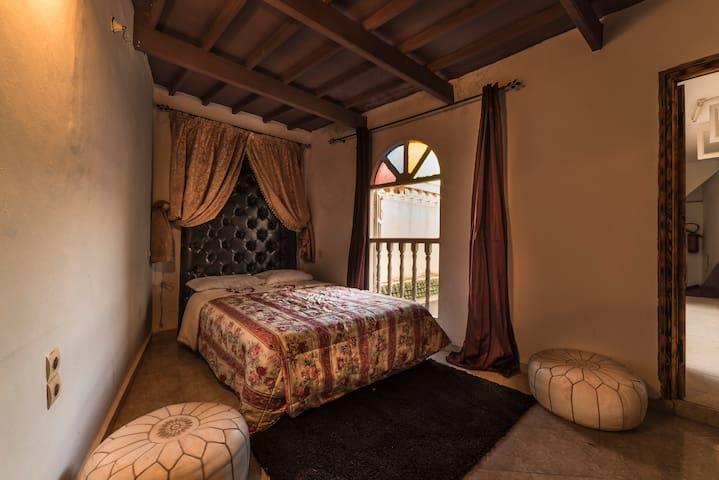Essaouira Youth Hostel: Chambre Double