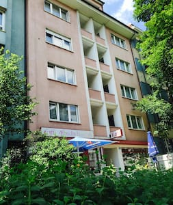 Apartment (city center) with bathroom and kitchen - Basel - Obsługiwany apartament