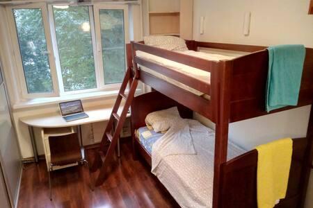 Самое теплое и удобное место на севере Москвы!) - Appartement