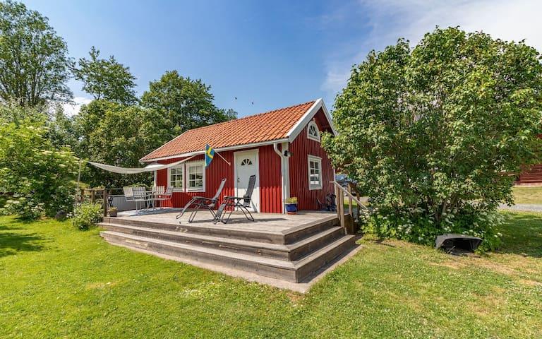 Stuga Fårbo, Ekeby 2 Gissebo 593 73 HJORTED