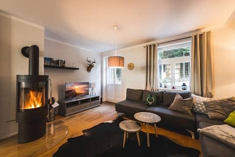 Modernes, großzügiges Appartement