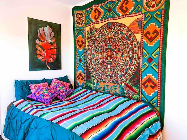 Peaceful Austin Meditation Bedroom 15 Mins To DT!