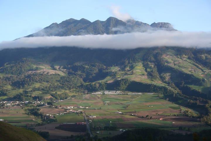 Hacienda Las Nubes - Valley View - Zomerhuis/Cottage