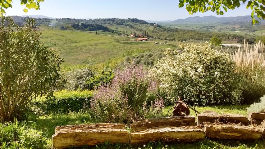 Country house in Tuscany - Montecchio - Apartment