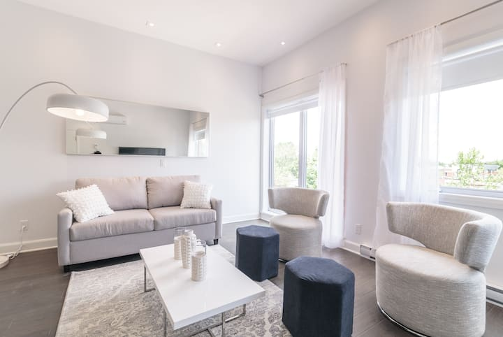 Brand New! Mile End Two-Storey Penthouse Hot Tub 6