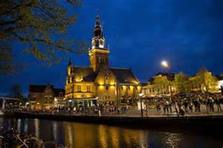 Modern apartment 5 min. from city center Alkmaar - Alkmaar - Huoneisto