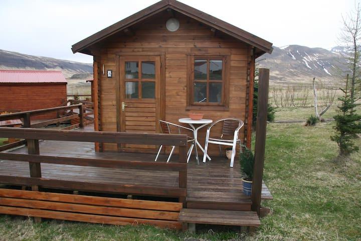 Seljaland ferðaþjónusta cottage 1