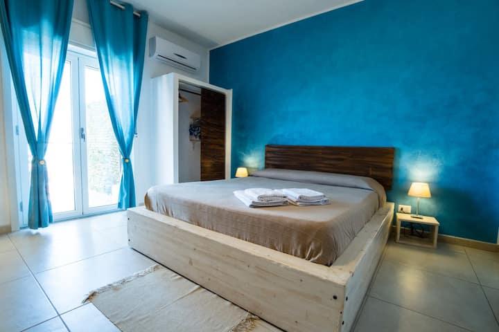 Azzurra room, Casadada b&b