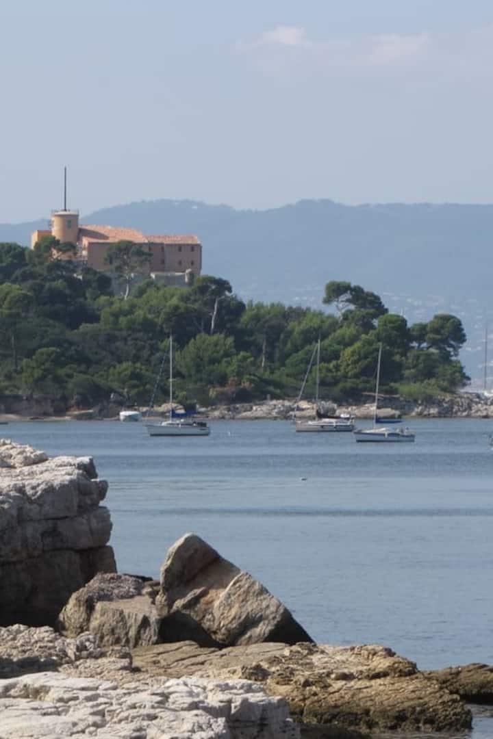 Iles Sainte-Marguerite