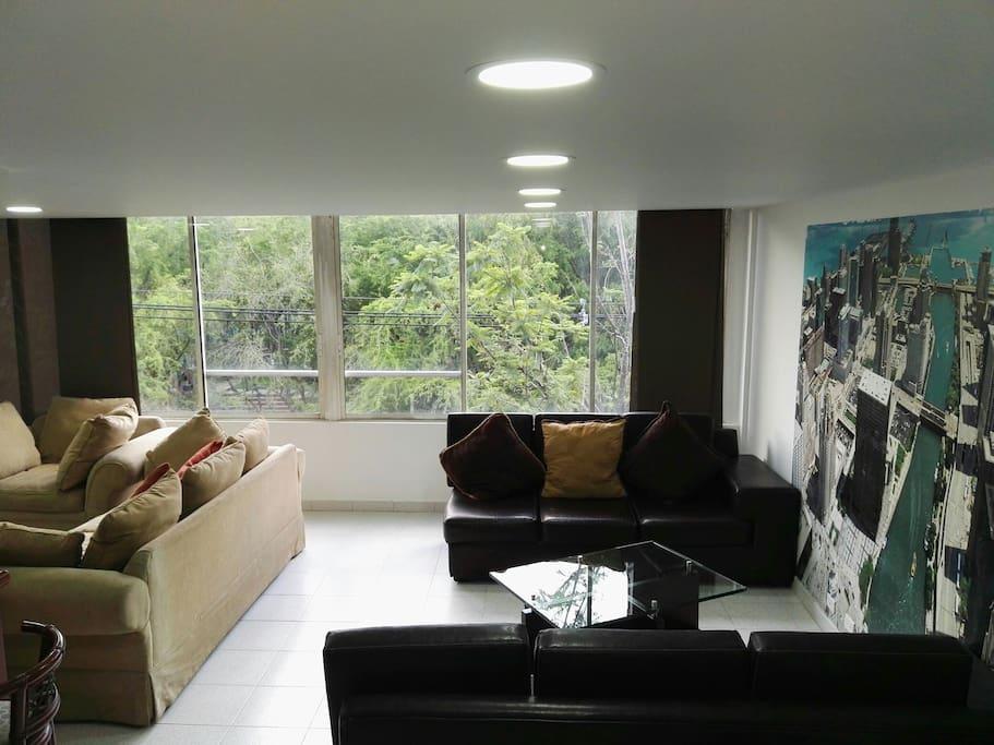 Sala doble,  confort,  Loft  Double room, comfort, Loft