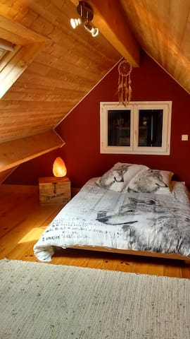 """Chambre des loups"" - Arudy - Bed & Breakfast"