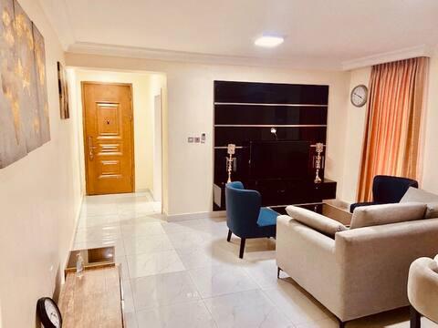Luxury One Bedroom service Apartment