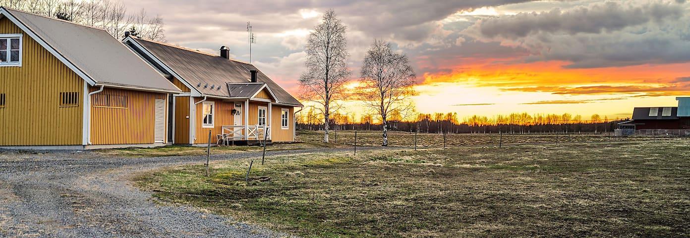 Hulkoff Boarding House - Korpikylä - Villa