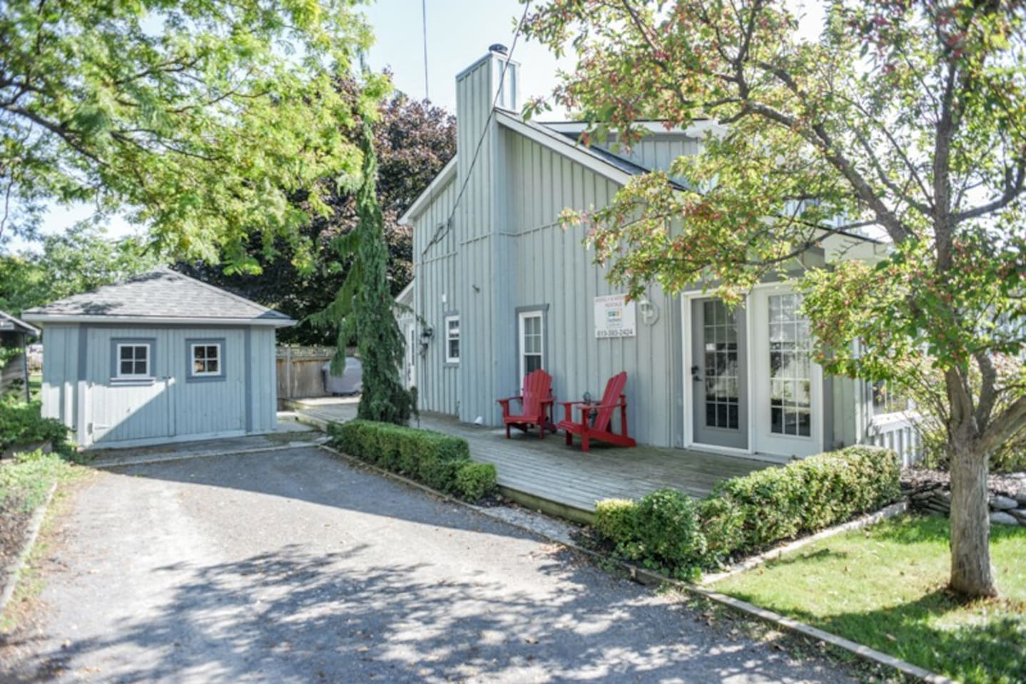 21-East overlooking Wellington park - Houses for Rent in Prince ...