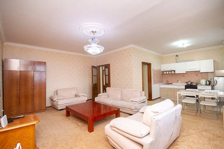 3 bedroom apartment next to State Department Store