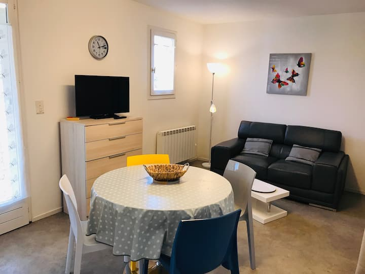Appartement T2 Sagittaire Jonzac