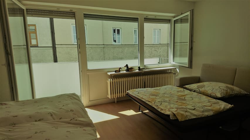 Apt, 1.3km to Marienplatz,400m to U2 -> Messe Riem - München - Apartment