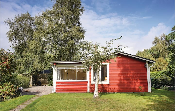 Awesome home in Höllviken with 1 Bedrooms