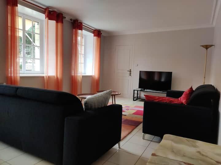 Appartement l'Orangerie du Château Blois-Belle vue