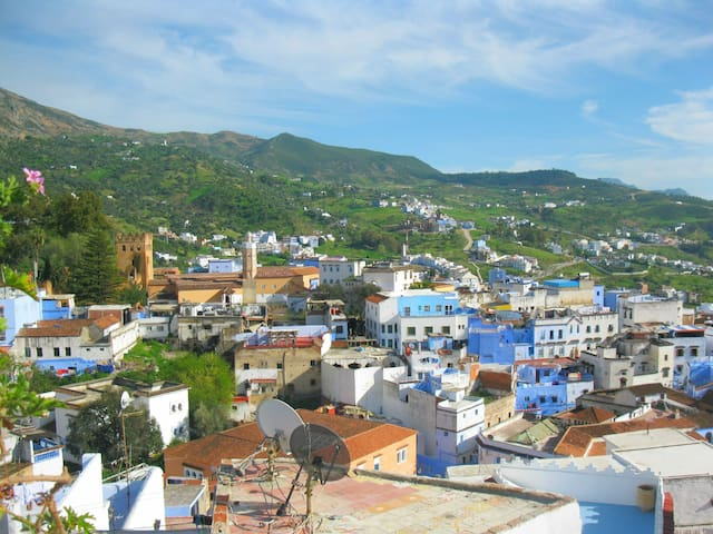 Sababa 3 - Chefchaouen  - Bed & Breakfast