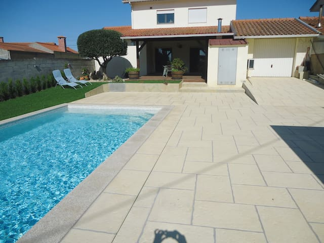 "House with pool ""FAIA HOUSE"" - AVEIRO (Estarreja)"