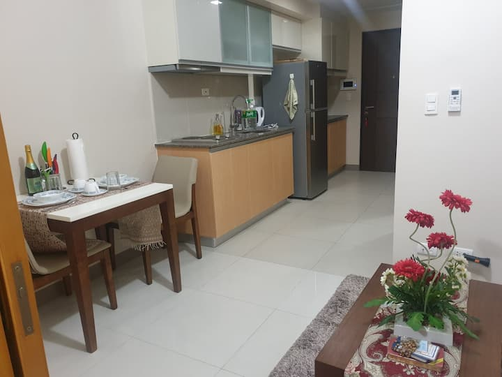 Comfortable 1 Bedroom Condo Unit in BGC