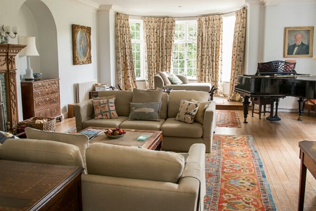 The comfortable Drawing Room