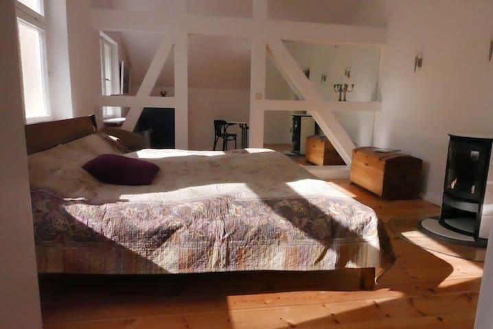 Seehof Wuensdorf (FeWo Goldfasan) - Zossen - Apartment