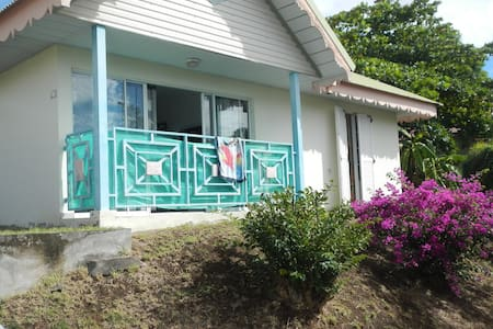 residence carbet madinina - Le Carbet - House