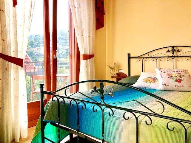 Le Sorgenti room with private bathroom & balcony 2