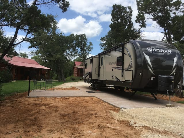 The Hemisphere (Whole Camper Rental) Near Baylor