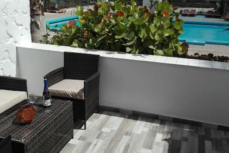 Geremy Superior Tenerife flat with pool! - 코스타 델 실렌시오