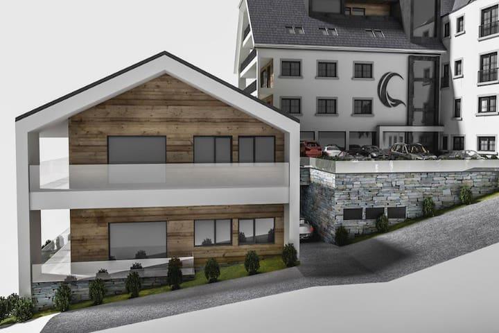 Luxury Apartment with Sauna in Mariapfarr