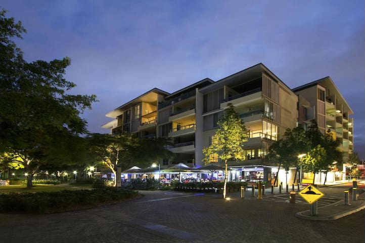 Luxurious, Spacious apartment in South Banks heart - South Brisbane - Byt