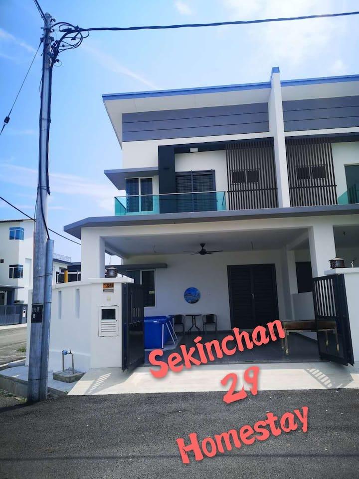 Sekinchan 29HomeStay 适耕庄民宿