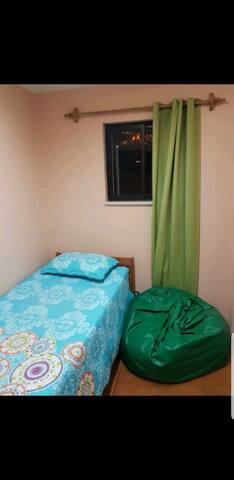 Habitacion con baño privado en centro de valpo