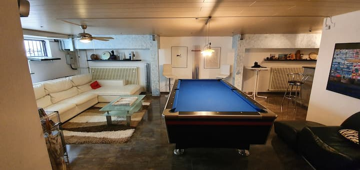 Nettes Loft mit private Lounge, ... in Ludwigsburg