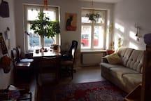 Helle Wohnung am Görlitzer Park