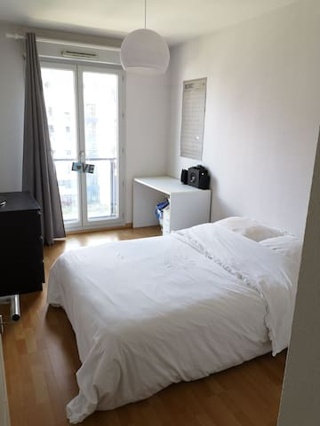 Private room with all comforts in Lyon -Confluence