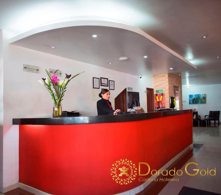 Alojamiento Dorado Gold Airbnb