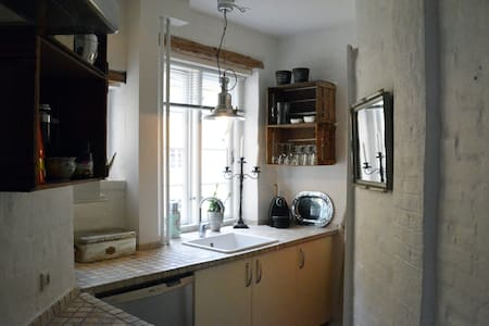 Cozy city apartment close to Kronborg - Helsingør - 公寓