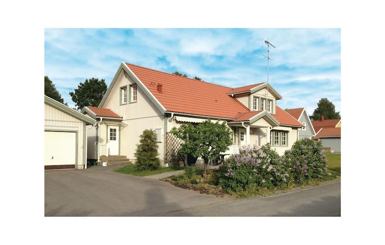 Holiday cottage with 5 bedrooms on 200m² in Sollentuna